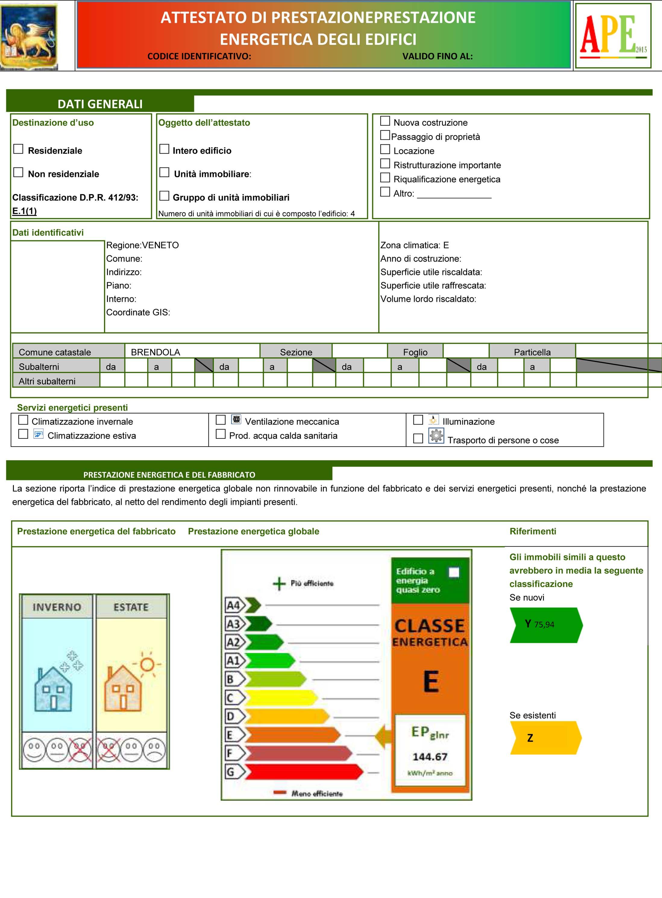 Efficienza energetica - Studio tecnico Querci